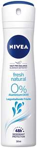 NIVEA Deodorant Spray Fresh Natural
