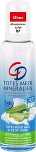 CD Totes Meer Mineralien Deo-Zerstäuber