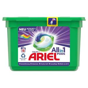 Ariel All-in-1 Pods Colorwaschmittel 16 WL