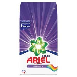 Ariel Compact Pulver Color 19 WL