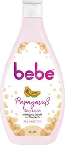 bebe® Papayasüß Body Lotion