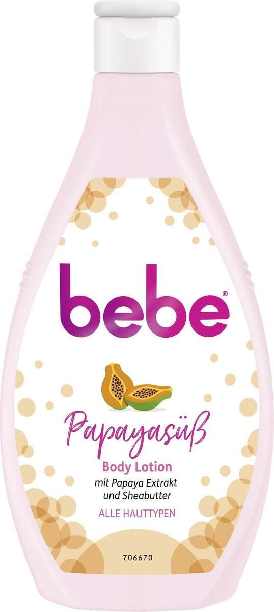 Bild 1 von bebe® Papayasüß Body Lotion