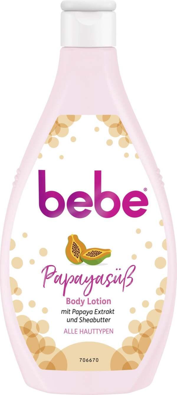 bebe® Papayasüß Body Lotion