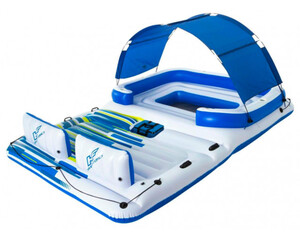"Bestway Hydro-Force 6- Personen Badeinsel ""Tropical Breeze"""