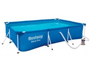 Bestway Steel Pro Frame Pool-Set
