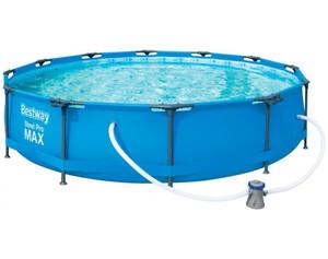 Bestway Steel Pro Max Frame Pool-Set