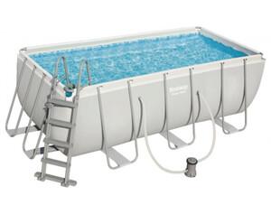 Bestway Power Steel Frame Pool-Set