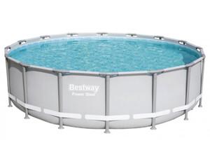 Bestway Power Steel Frame Pool Komplett-Set
