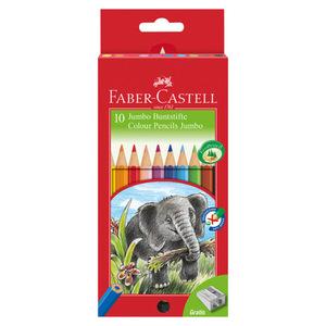 "Faber Castell Buntstifte ""Jumbo"""