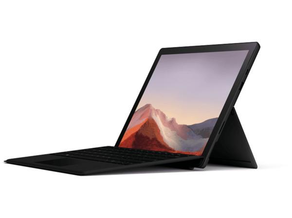 Microsoft Surface Pro 7 Convertible   SATURN