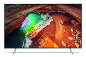 Samsung GQ55Q67R QLED-TV (Smart TV, 4K, HDR, PVR, Sprachsteuerung)