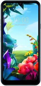 LG K40s Moroccan Blue Smartphone (6,09 Zoll HD+, Android 9.0, Octa-Core, 2 GB Ram, 32 GB Speicher, 13 MP + 5 MP Dual-Kamera)