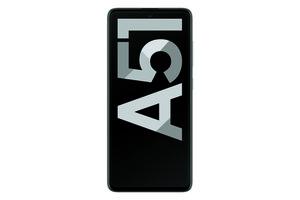 Samsung Galaxy A51 Prism Crush White Smartphone (6,5 Zoll, 128 GB, 48 MP, Quad-Kamera, 4.000-mAh, Octa-Core, Fingerabdrucksensor, Gesichtserkennung, weiß)