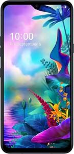LG G8X Aurora Black Smartphone (6,4 Zoll, Android 9.0, Octa-Core, 12 MP + 13 MP Dual-Kamera, 6 GB Ram, 128 GB interner Speicher, 4.000-mAh)