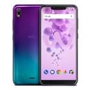 Bild 1 von Wiko View 2 Go Dual-SIM lavendel/türkis Smartphone (5,93 Zoll, 32 GB, 4.000-mAh, 12 MP, Octa-Core, Fingerabdrucksensor)