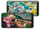 Bild 3 von Wiko View 2 Go Dual-SIM lavendel/türkis Smartphone (5,93 Zoll, 32 GB, 4.000-mAh, 12 MP, Octa-Core, Fingerabdrucksensor)