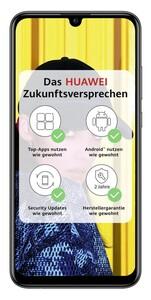 Huawei P smart 2019 Dual-SIM schwarz Smartphone (6,21 Zoll, 64 GB, Dual-SIM, 3.400-mAh, Octa-Core, Dual-Kamera, Fingerabdrucksensor)