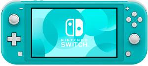NINTENDO Switch Lite türkis Spielkonsole