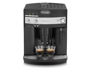 DELONGHI ESAM 3000.B Kaffeevollautomat (Milchaufschäumdüse, Kegelmahlwerk, Thermoblock, Entnehmbare Brüheinheit)