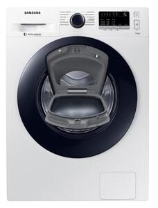 Samsung Waschmaschine WW4500 WW70K44205W/EG (Energieeffizienzklasse A+++, 7 kg, 1.400 U/min, Diamond Pflegetrommel, Smart Check, weiß, Frontlader)