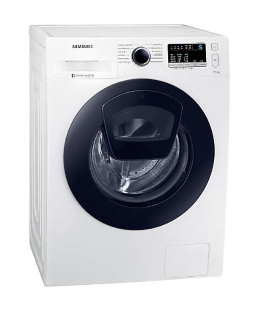 Bild 5 von Samsung Waschmaschine WW4500 WW70K44205W/EG (Energieeffizienzklasse A+++, 7 kg, 1.400 U/min, Diamond Pflegetrommel, Smart Check, weiß, Frontlader)