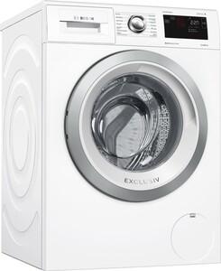 BOSCH Waschmaschine Serie 6 WAT28590 (Aquastop, A+++, Display, 8 kg Fassungsvermögen, 1400 U/min, Restzeitanzeige, Endezeitvorwahl, Startzeitvorwahl, Flecken-Automatik)