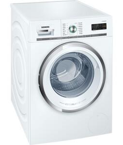 SIEMENS WM16W4C1 Waschmaschine (Energieeffizienzklasse A+++, Fassungsvermögen 8 kg, 1600 U/min, AquaStop, iQdrive Motor)