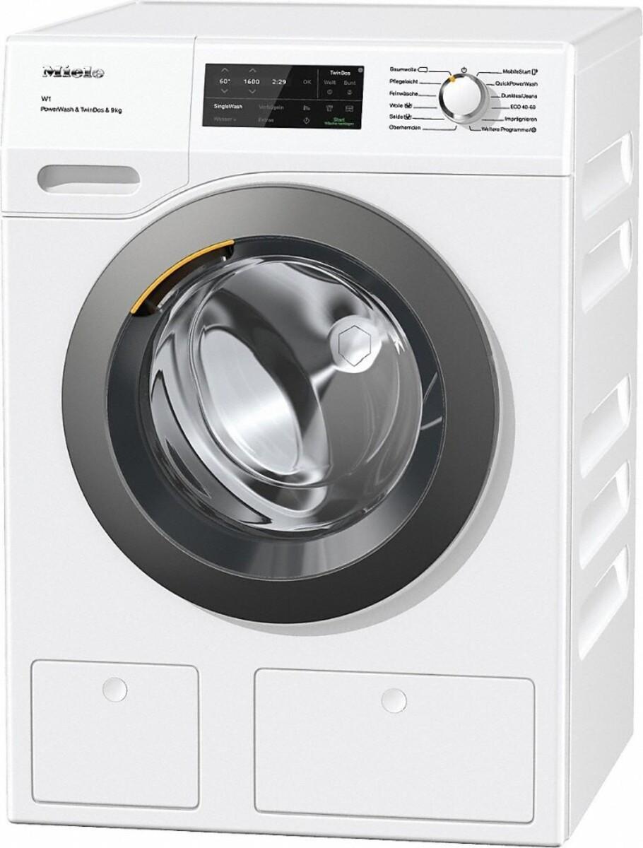 Bild 1 von MIELE WCI870 WPS PWash&TDos&9kg Waschmaschine (EEK A+++, 1600 U/min, 9 kg Fassungsvermögen, Waterproof-System)