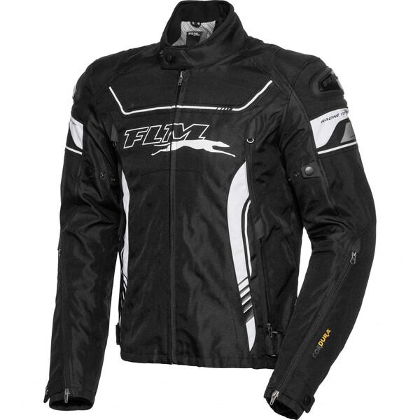 FLM            Sport Textiljacke 2.1 schwarz