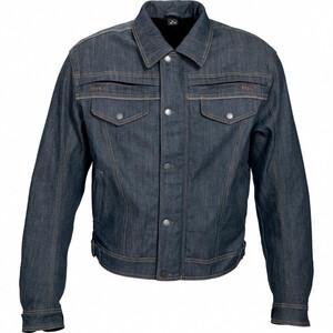 Spirit Motors City Textil Motorradjacke 2.0 blau Herren Größe XXL