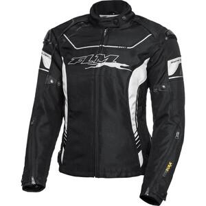 FLM            Sports Damen Textiljacke 2.1 schwarz