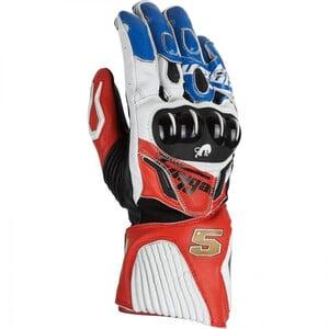 Furygan FIT-R Zarco Rennsporthandschuh blau Herren Größe XL