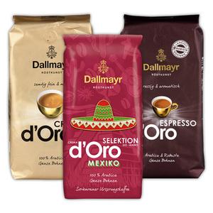 Dallmayr Crema d'Oro / Prodomo