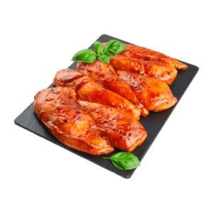 BBQ     Hähnchensteaks Paprika