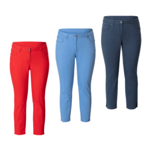 Jeans coloured