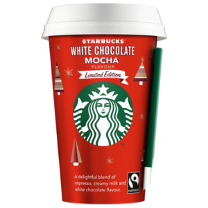 Starbucks Discoveries White Chocolate Mocha 220ml
