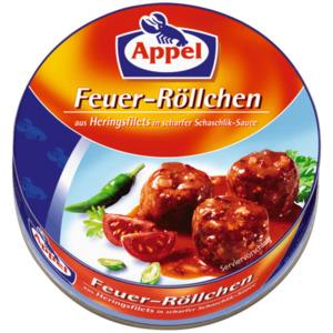 Appel MSC Herings-Röllchen Feuer 140g