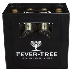 Fever-Tree Premium Natural Mixers 8x0,5l