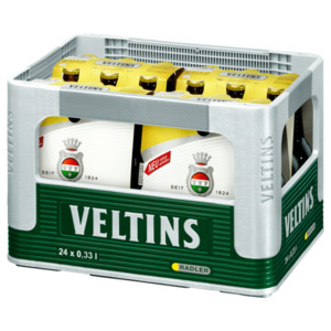 Veltins Radler alkoholfrei 4x6x0.33l