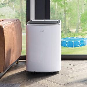 Mobile Klimaanlage AEG ChillFlex Pro AXP34U338CW