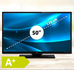 "DUAL 126-cm-50""-UHD-Smart-TV"