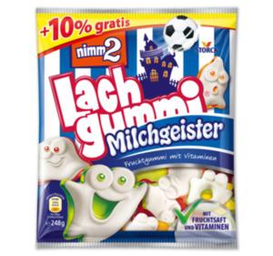 STORCK Nimm 2 Lachgummi Milchgeister
