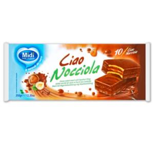 MIDI Kuchen-Snack
