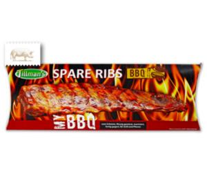 TILLMAN'S BBQ Spare Ribs