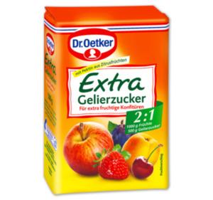 DR. OETKER Extra Gelierzucker