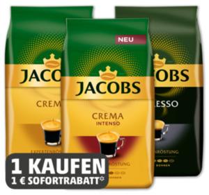 JACOBS Expertenröstung* je 1.000-g-Packung