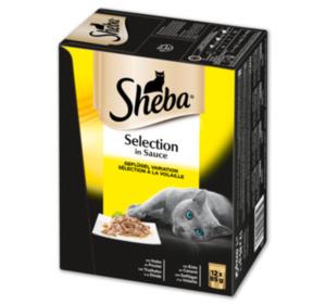 SHEBA Selection Multipack