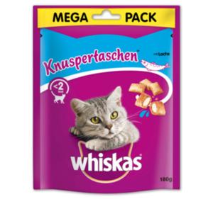 WHISKAS Knuspertaschen Megapack
