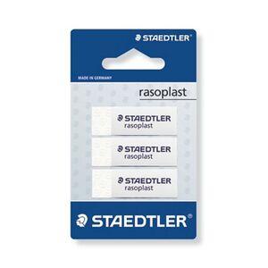 Staedtler Schulmaterialien - Rasoplast Radierer 3St.