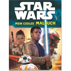 Die Eiskönigin und Star Wars Mal- und Stickerbücher